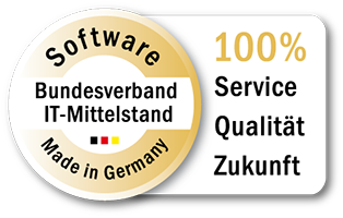 BEVENTIO Software Made In Germany